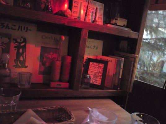 表参道のnido cafe ペット同伴OK お気に入りのcafeです