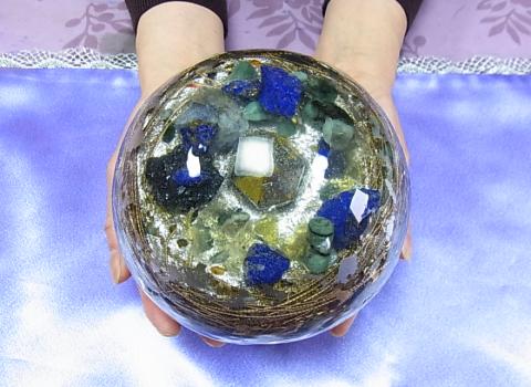 オルゴンボール:アクシスムンディ(世界軸)