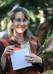 アフリカンツリーの創始者:メリッサ・サヤン・クリハさん