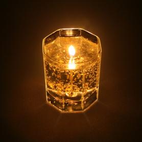 金箔アロマキャンドル3種類